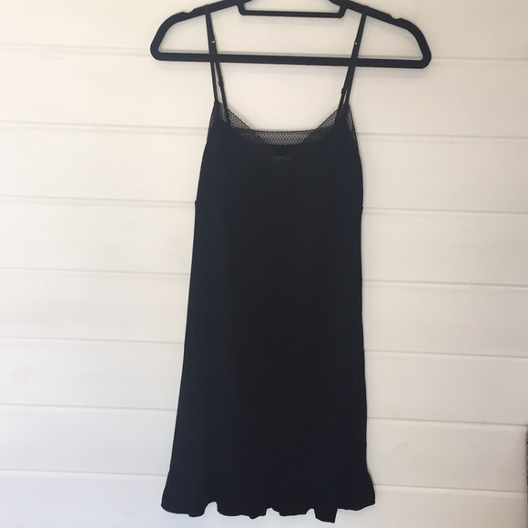 GAP Other - GapBody Black Cotton Nightgown- Size Small 25a0a5f27
